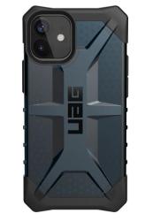 Противоударный чехол для iPhone 12 mini UAG Plasma (Темно-синий)