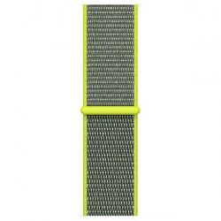 Ремешок для Apple Watch 38/ 40мм W17 Magic Tape Band (Flash)