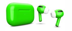 Беспроводная гарнитура Apple AirPods Pro Color (Зеленый глянцевый)