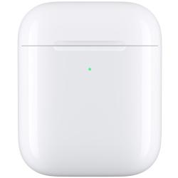 Зарядный кейс для наушников Apple AirPods с возможностью беспроводной зарядки