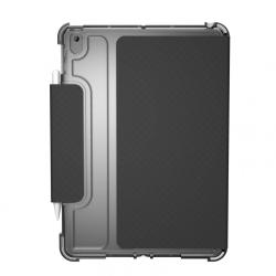 Чехол для iPad 10.2 (7th/ 8th gen) UAG Lucent (Черный/ Прозрачный)