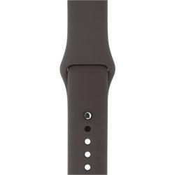 Ремешок спортивный для Apple Watch 38/ 40мм Sport Band (Cocao)