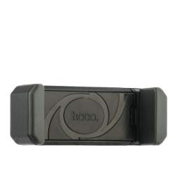 Автомобильный держатель Hoco CPH01 универсальный в решетку (Черный)